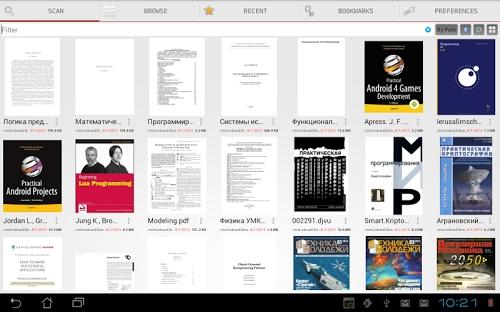Adobe Acrobat DC – PDF Reader fr Android - Download