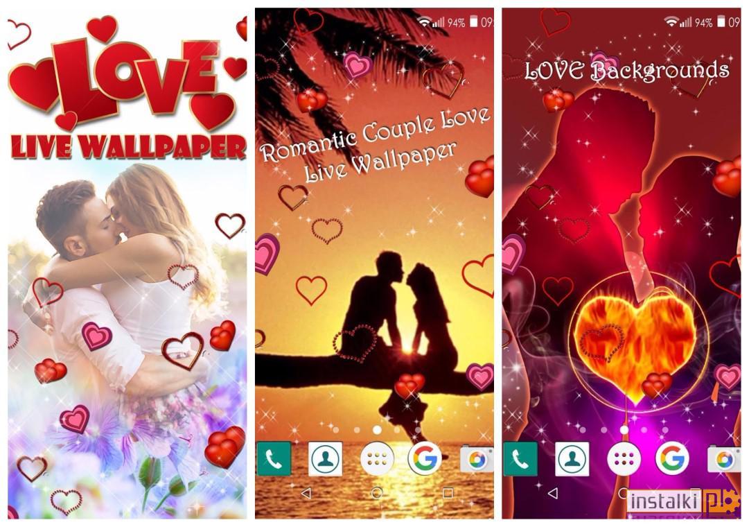 Tapety Na Telefon Miłosne Aplikacja Android Instalki Pl