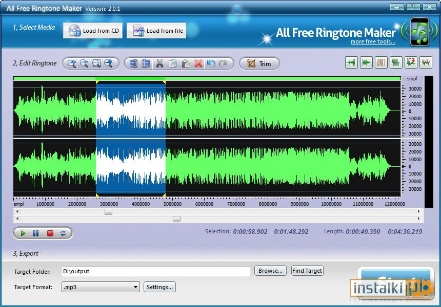 All Free Ringtone Maker 3 1 9 For Windows 10 Free Download On Windows 10 App Store