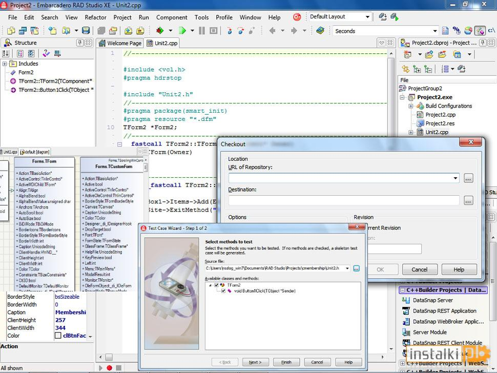 C Builder Xe 2011 For Windows 10 Free Download On