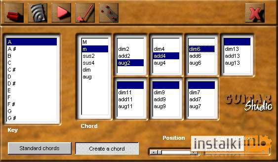 guitar studio 4 8 for windows 10 free download on 10 app store. Black Bedroom Furniture Sets. Home Design Ideas