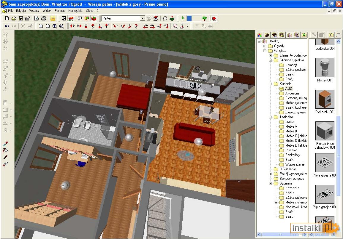 Sam Zaprojektuj Dom Wnętrze I Ogród 30 Download Instalkipl