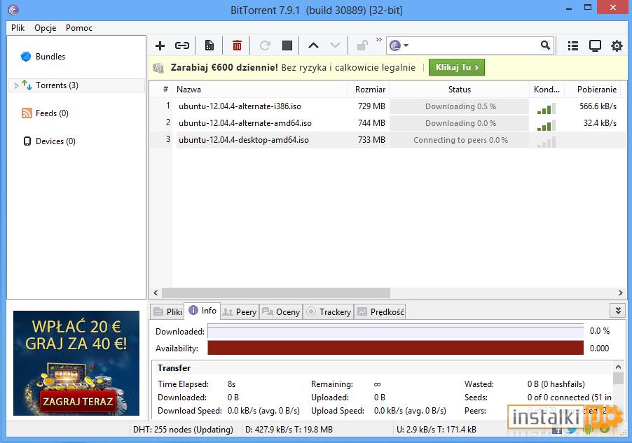 bittorrent software download windows xp