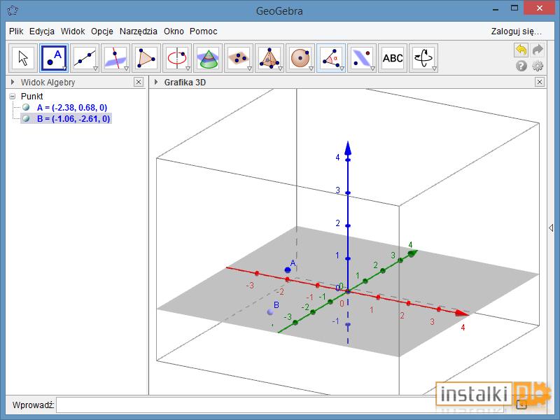 logiciel geogebra 3d