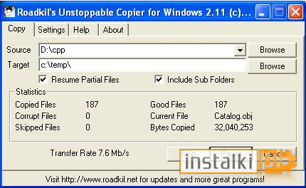 Tool Unstoppable Copier Download