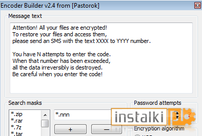 Emsisoft Decrypter for Xorist 1 0 0 19 - Download - Instalki pl