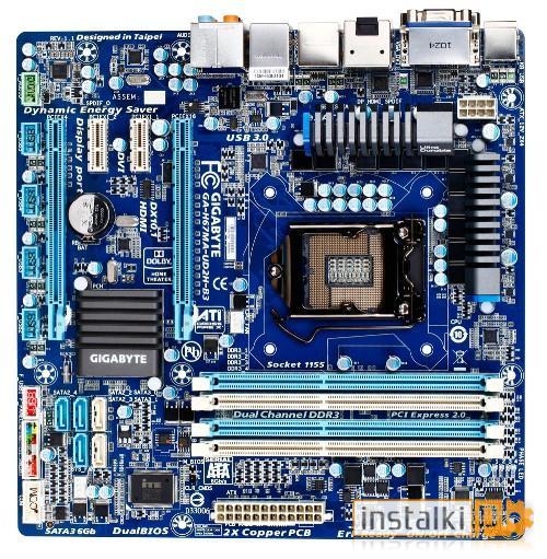 Gigabyte GA-H67MA-D2H-B3 Microsoft UAA Driver