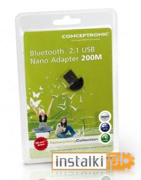 Conceptronic CBT200NANO Bluetooth Adapter Drivers Download Free