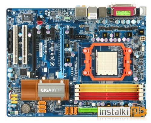 Gigabyte GA-M57SLI-DS4 NVIDIA MCP55 SATA RAID XP Driver for Windows