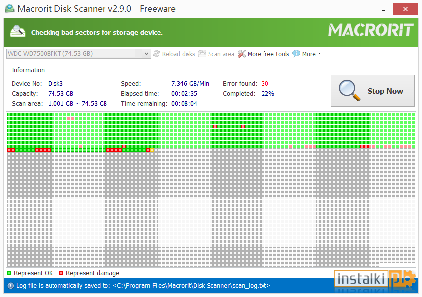 Macrorit Disk Scanner 4 3 5 - Download - Instalki pl