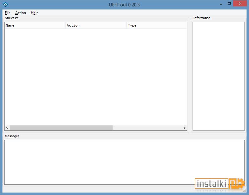 UEFITool 0 26 0 - Download - Instalki pl