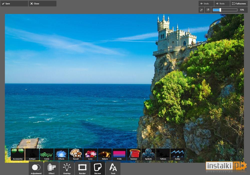 Pixlr Express - Download - Instalki pl