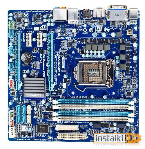 Gigabyte GA-H67M-UD2H-B3 Realtek Ethernet Diagnostic Windows 7