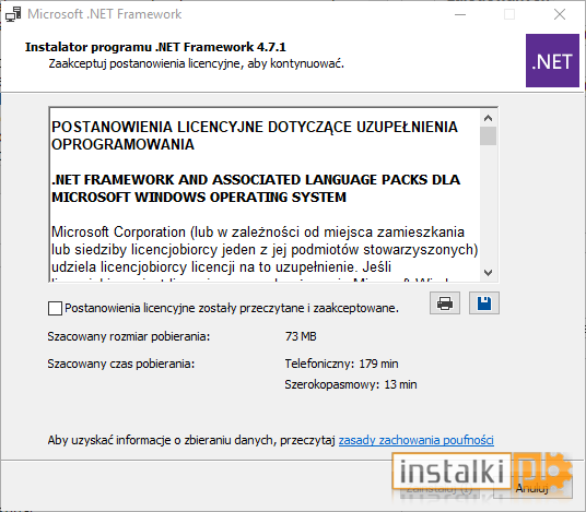 net framework windows 7 64 bit 4.7.1