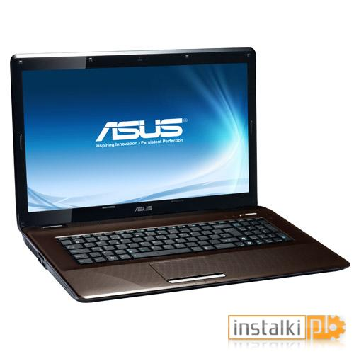 Drivers for Asus K72Jr Notebook Intel 6200 WiFi