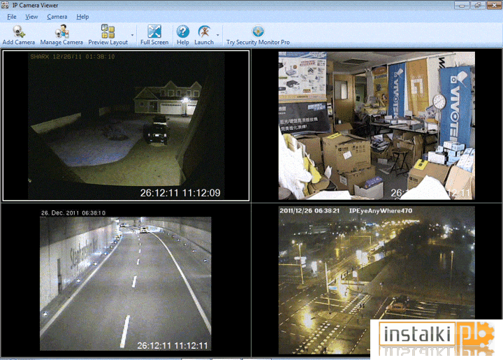 IP Camera Viewer 4 08 - Download - Instalki pl