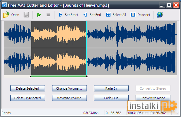 Free MP3 Cutter Joiner for Mac Publisher's Description