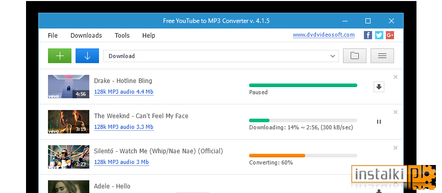 Free Youtube To Mp3 Converter 4 1 71 320 Download