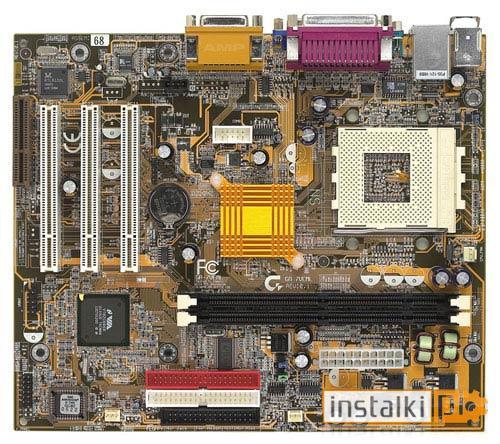 Gigabyte ga-k8n51gmf-9 motherboard