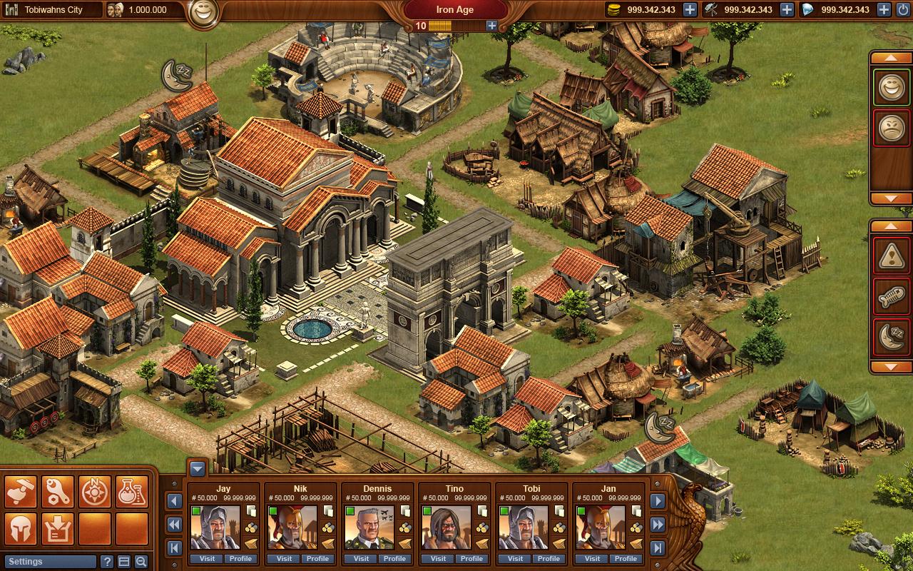 Forge of Empires - Download - Instalki.pl