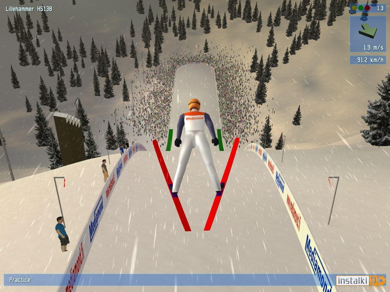 Deluxe Ski Jump 5