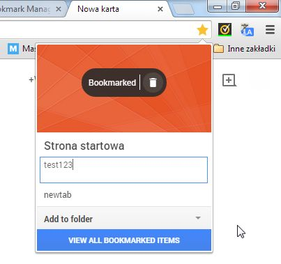 bookmark manager 3
