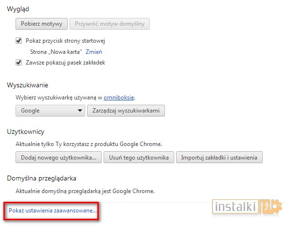 chrome reset 2