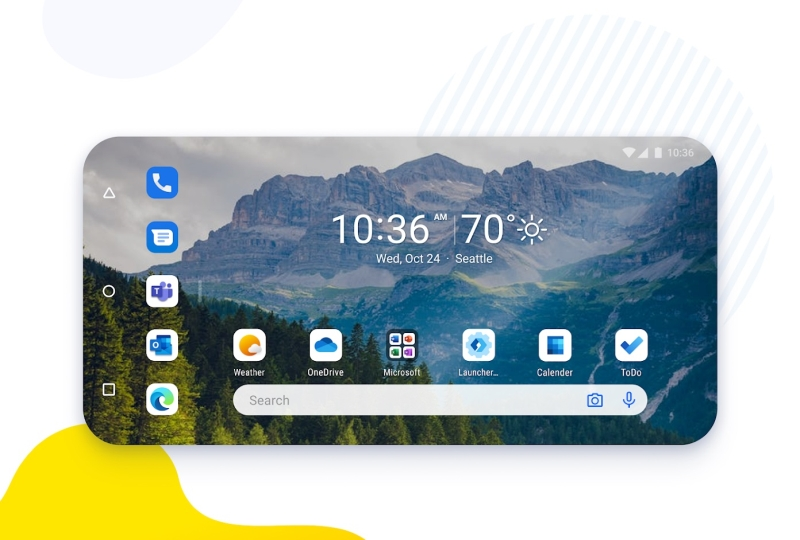 Microsoft Launcher 6 preview download