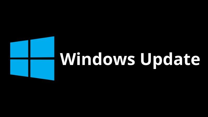 Windows update new
