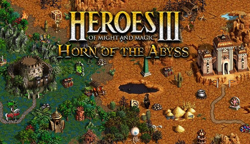 heroes 3 horn of the abyss 1.6