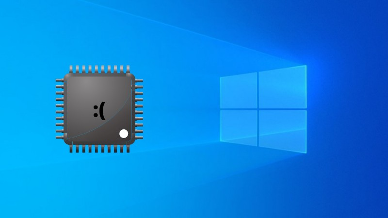 procesor windows 10