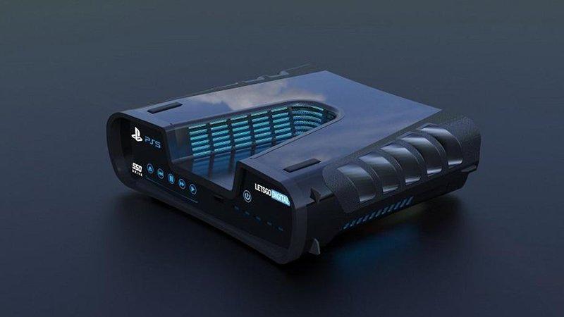 Sony Playstation-5-appearance