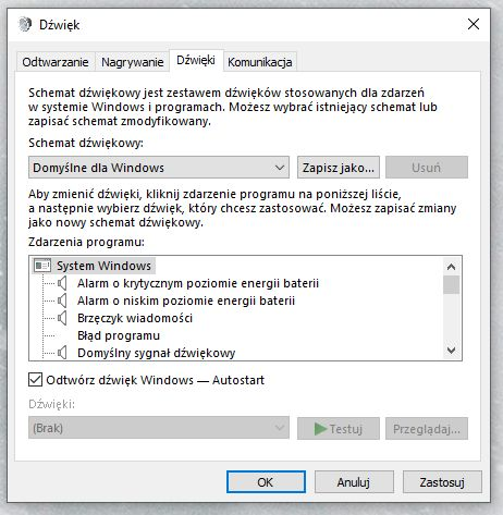 windows 10 sound autostart 4