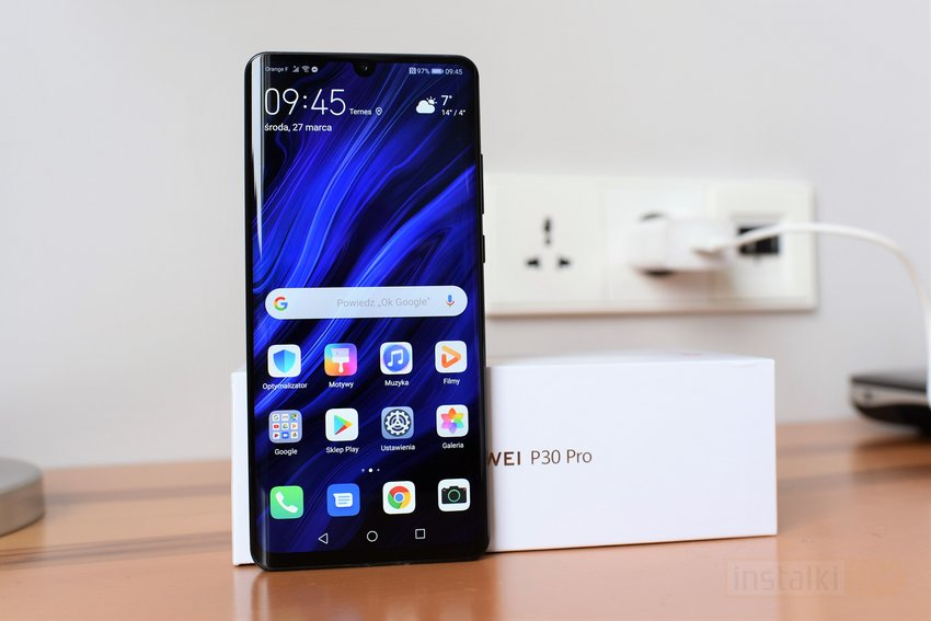 huawei android q jakie smartfony
