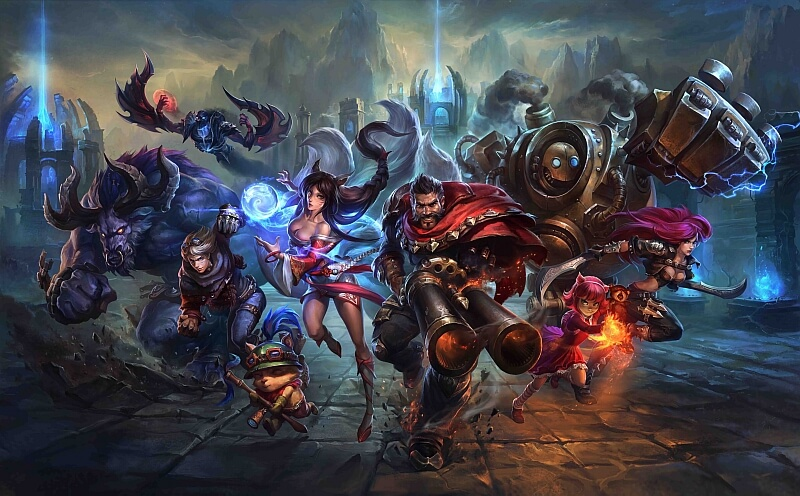 league of legends iran syria