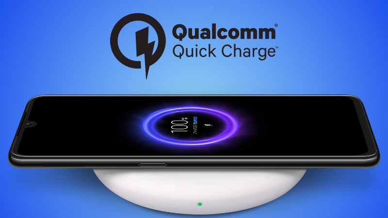quick charge wireless