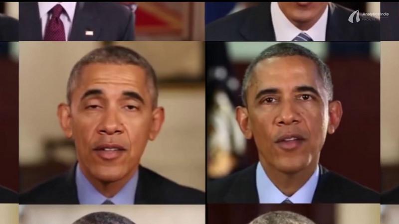 Deepfake Obama
