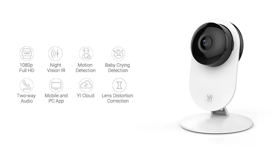 Yi 1080p Home Camera IP Camera