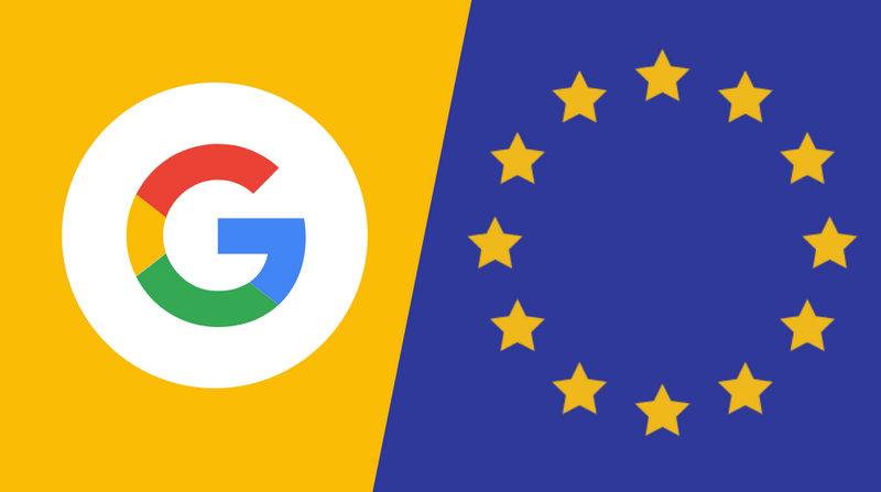 Google VS Unia