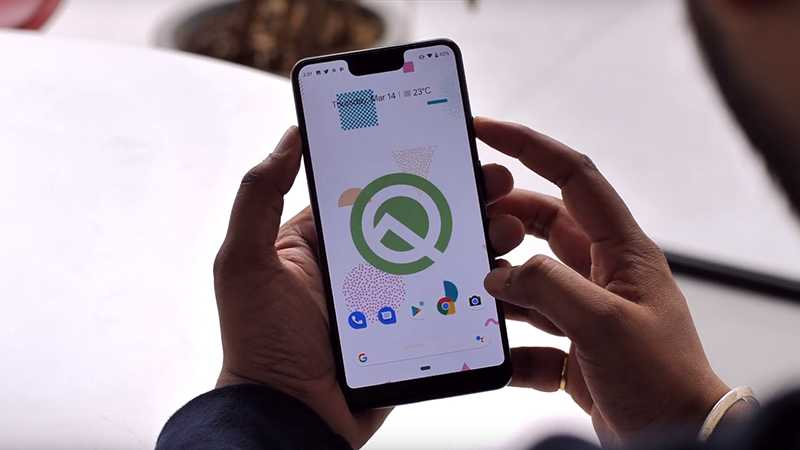 android q 9