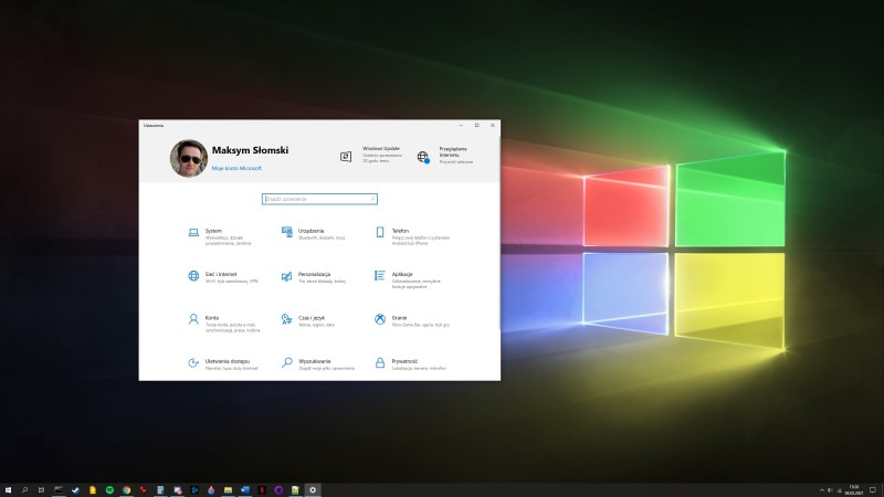 windows 10 nowe ikony