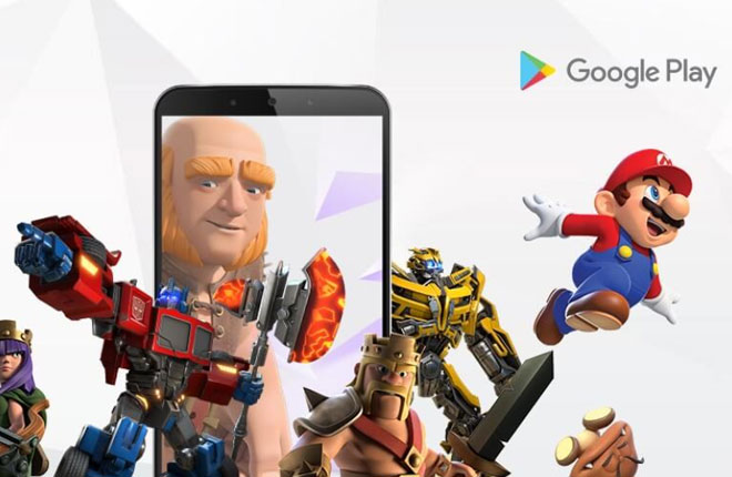 10 zł cashbacku w Google Play