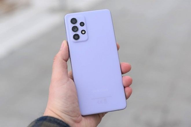 Samsung Galaxy A52 5G 11