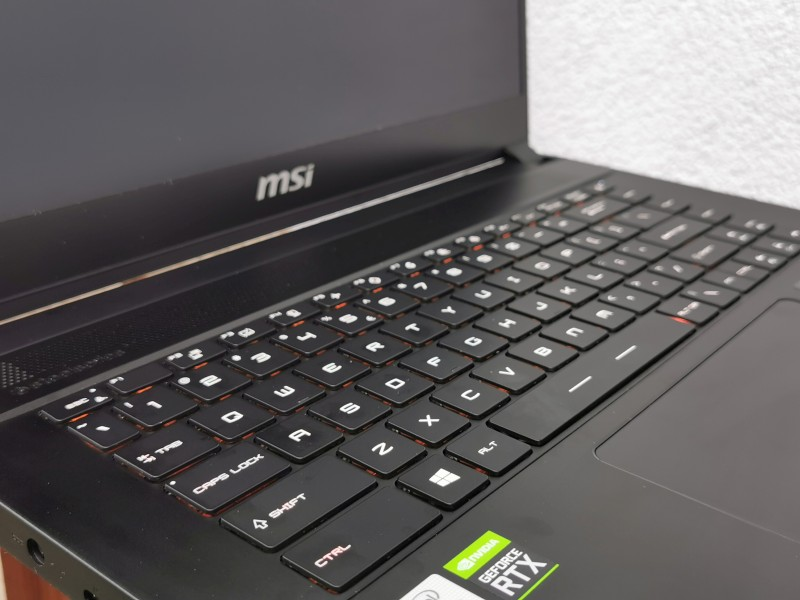 MSI GS66 Stealth 5