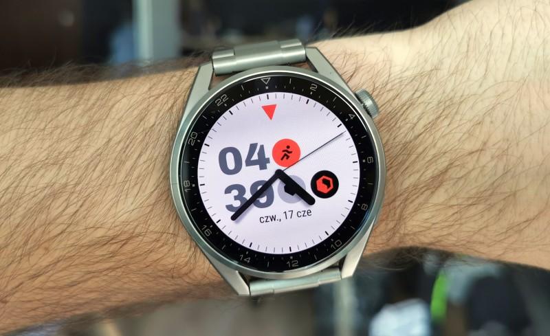 HUAWEI Watch GT 2 (46mm) recenzja