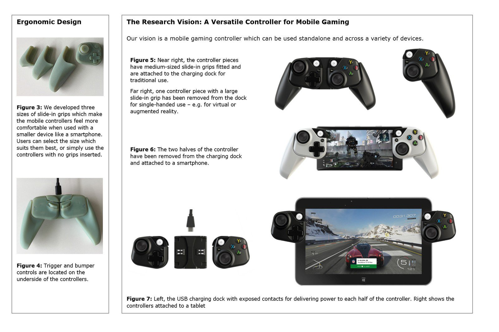 4094684c6a Microsoft Research has prototyped Xbox controllers for phones and tablets  (update) | Windows Central