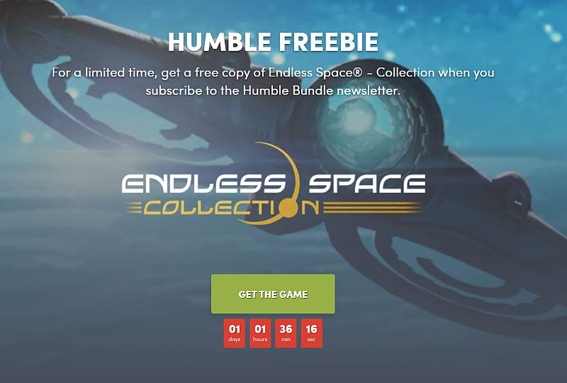 endless space za darmo