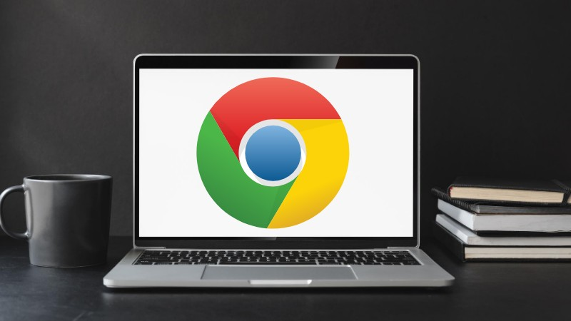 laptop chrome