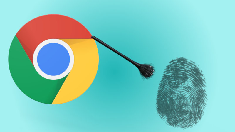chrome fingerprints