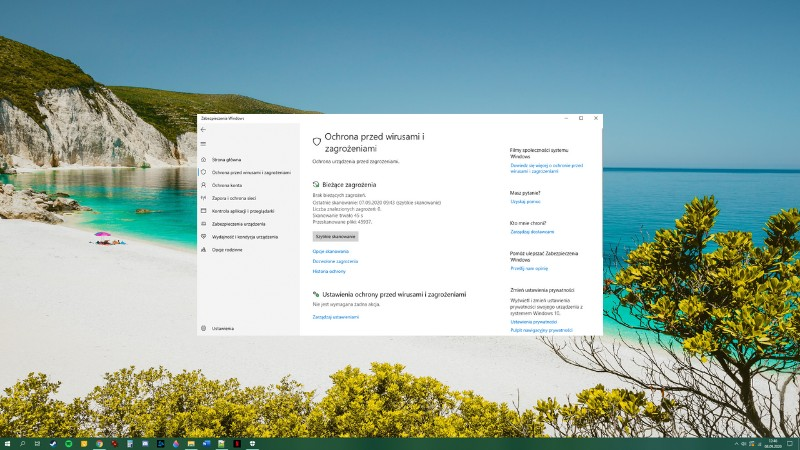 windows 10 defender telemetria